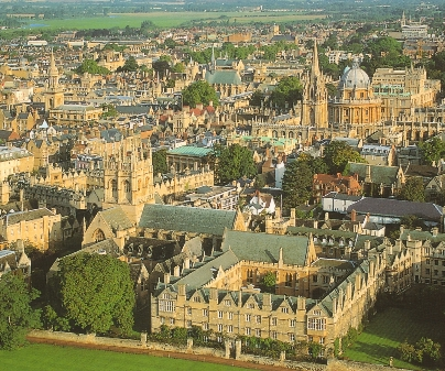 Ingl�s en Oxford